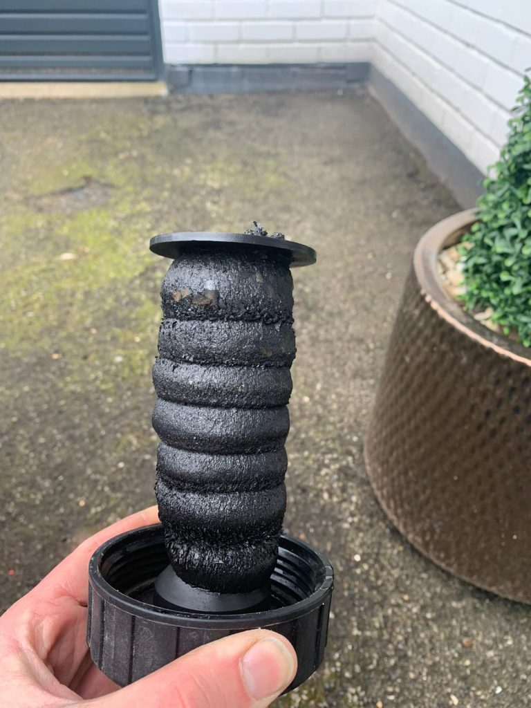 The importance of power flushing your central heating